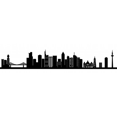City Monuments - Francoforte