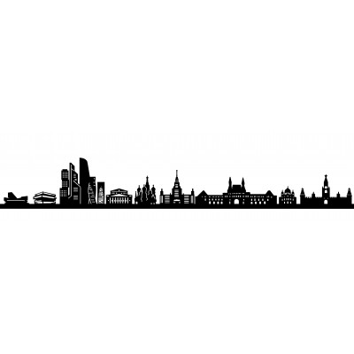 City Monuments - Mosca