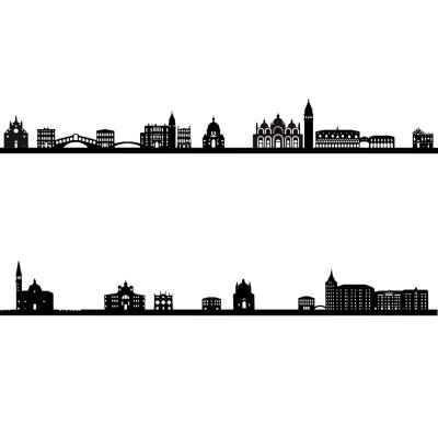 City Monuments - Venezia e Giudecca