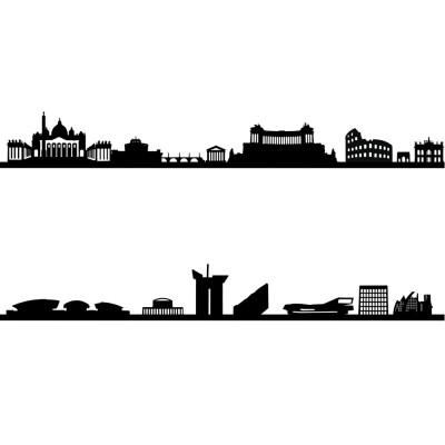 City Monuments - Roma antica e moderna
