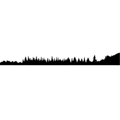 Forest Line - Alpi mountains
